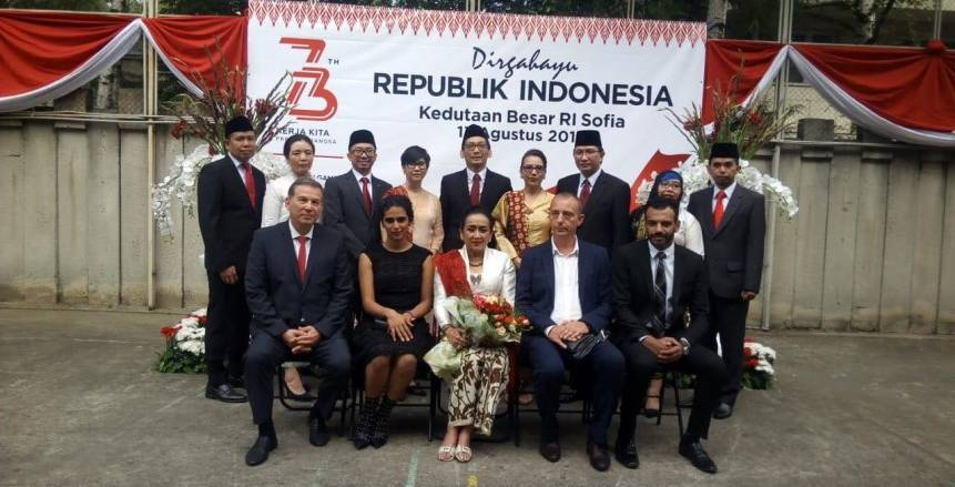 سفارة إندونيسيا فى بلغاريا تحتفى بكأس العالم «ساتوك» للايتام فى عيد الاستقلال