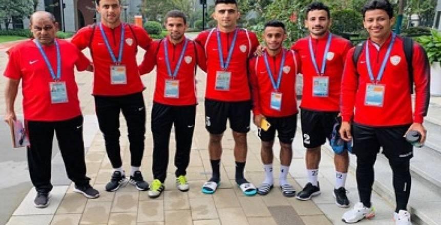 المنتخب العسكري يخسر من عمان 1-0 في كأس العالم
