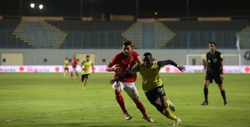 مباشر لحظة بلحظة.. الأهلي 0-0 وادي دجلة.. فرصة خطيرة لـ مروان محسن