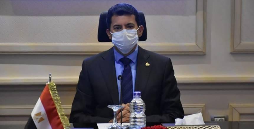 غدا وزير الرياضة يعلن إنجازا مصريا جديدا يدخل