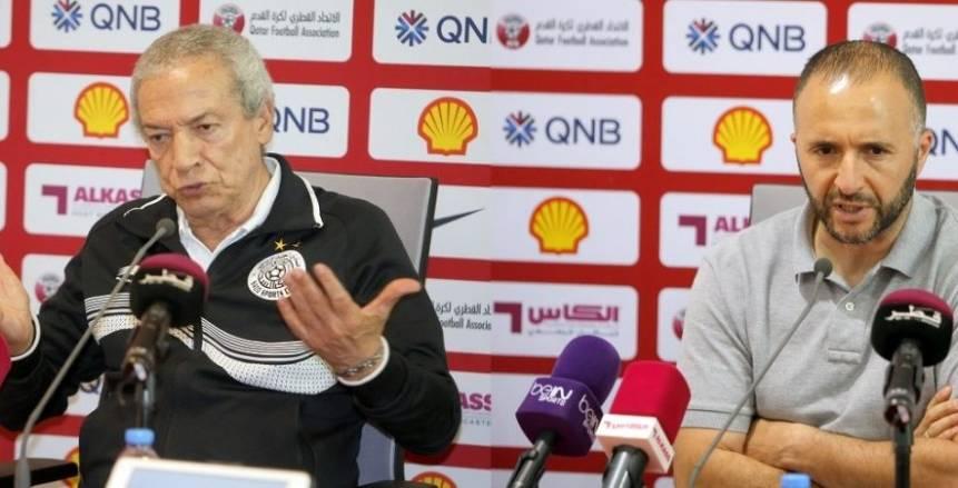 بلماضي يتفوق على فيريرا ويحصد جائزة أفضل مدرب في قطر