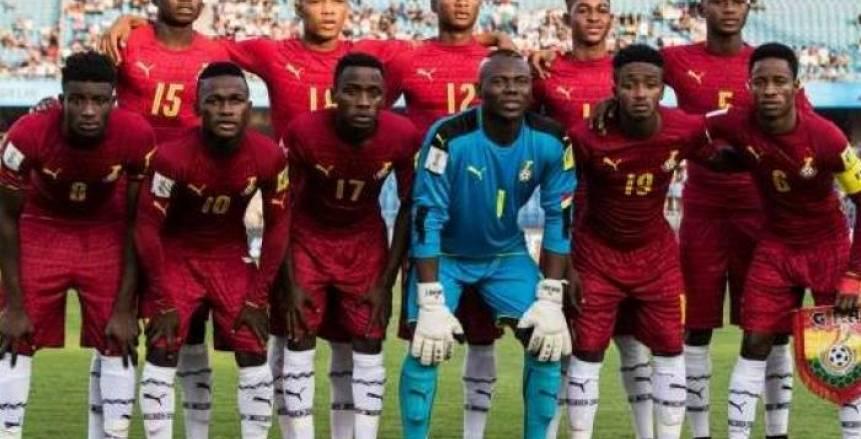 كأس العالم للناشئين.. غانا تسقط كولومبيا بهدف