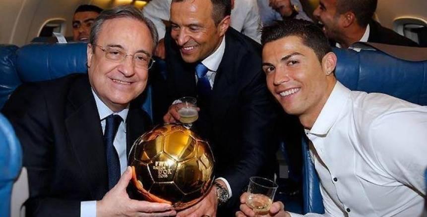 """استمرار """"رونالدو"""" أول تحديات """"بيريز"""" في ولايته الجديدة كرئيس لـ""""ريال مدريد"""""""