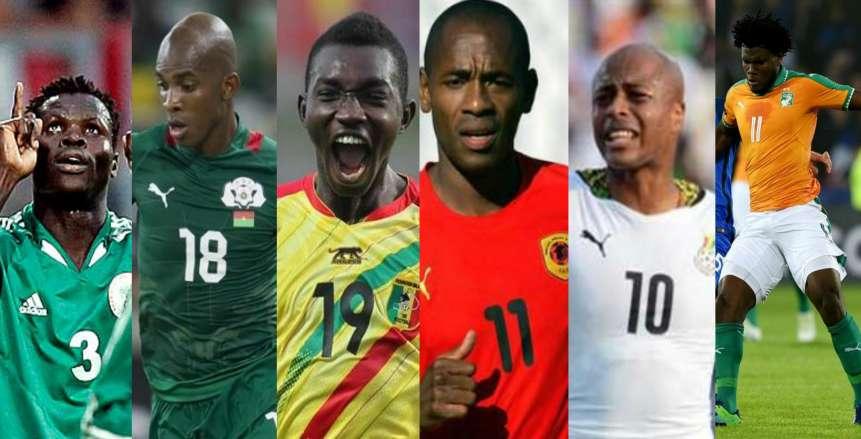 أفضل 10 مواهب أنجبتها بطولة كأس الأمم الأفريقية للشباب