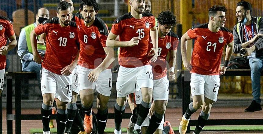 6 مشاهد من فوز مصر على توجو: حجازي يعادل الخطيب وتألق مصطفى وهدف الونش