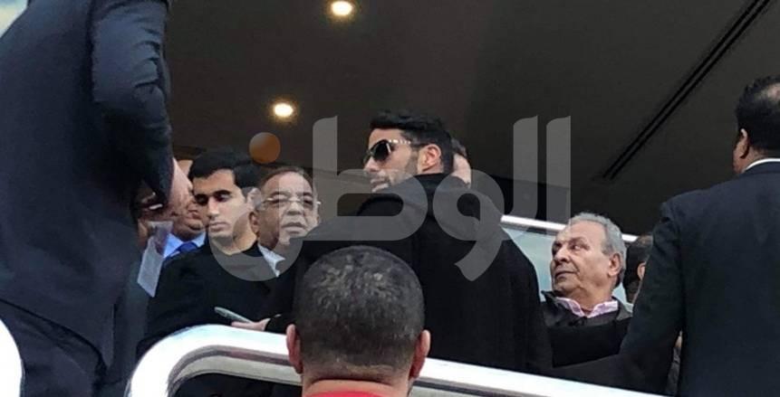 شريف إكرامي: قرار رحيلي عن الأهلي الأصعب خلال مسيرتي الكروية