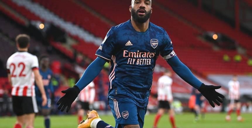 أرسنال يكتسح شيفيلد يونايتد بثلاثية في الدوري الإنجليزي «فيديو»