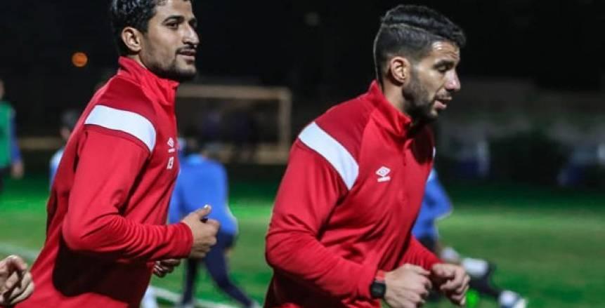 تدريبات الأهلي في تونس