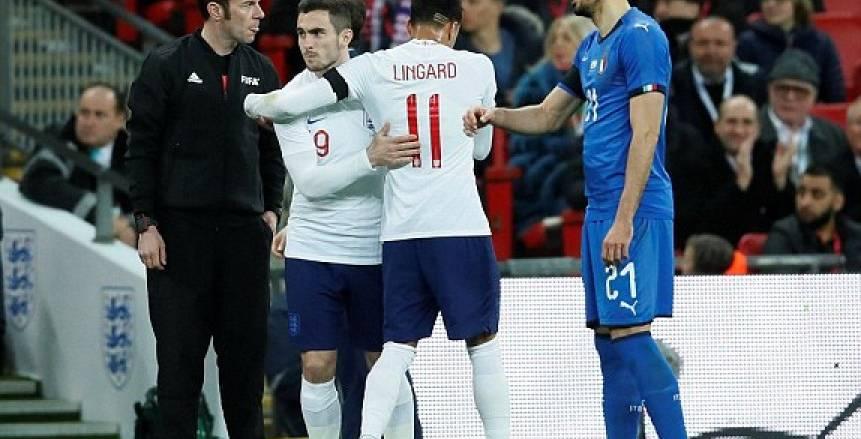 ايطاليا تتعادل مع انجلترا وديا
