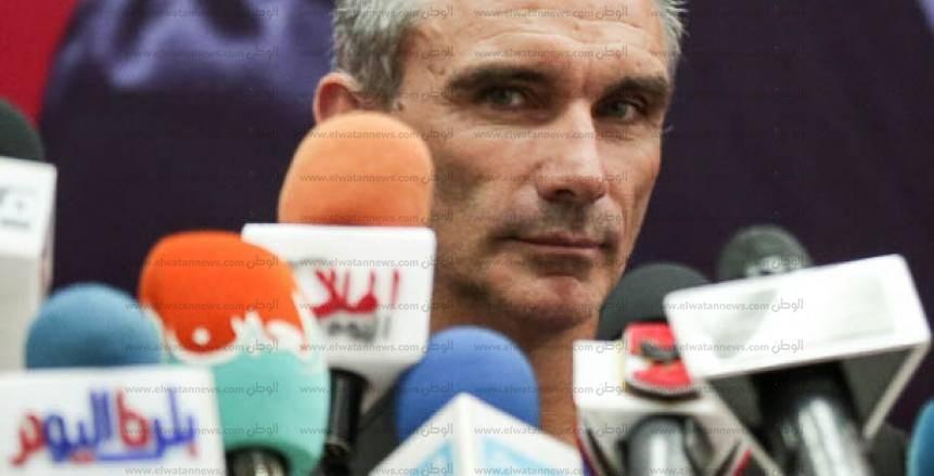كارتيرون لـ«فرانس فوتبول»: فوز الأهلي بالدوري سيكون صعب في وجود الأهرام