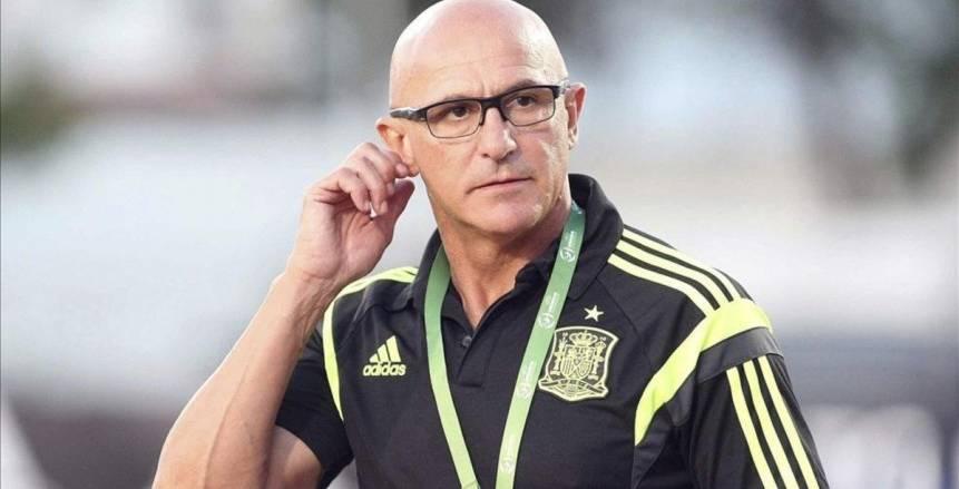 مدرب إسبانيا: مصر نفذت خطتها بنجاح.. وإصابات الماتادور مقلقة