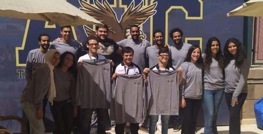 مشاركة الأولمبياد الخاص المصري بمجلس اللاعبين الرياضيين