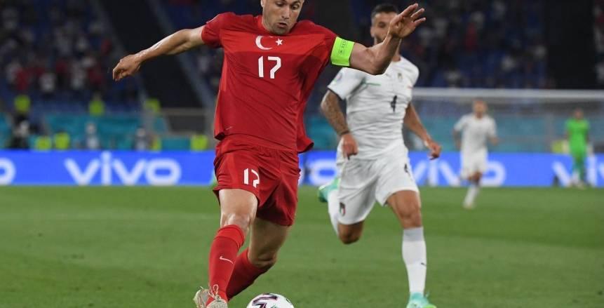 أهداف مباراة إيطاليا وتركيا في يورو 2020..إنسيني يضاعف النتيجة بالثالث