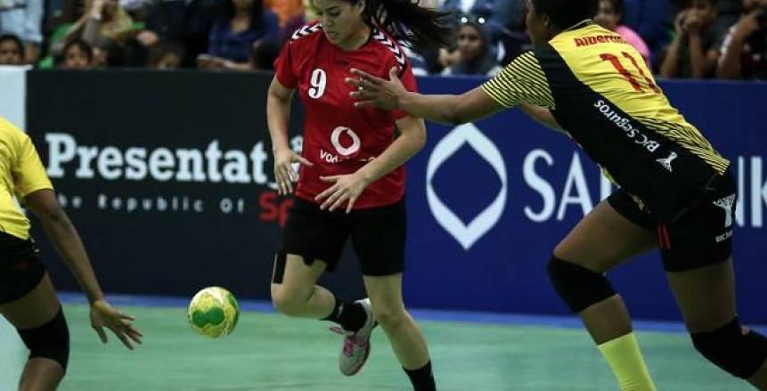 «سيدات الأهلي» يخسر أمام «بريميرو» في بطولة إفريقيا لـ«اليد»..31 - 15