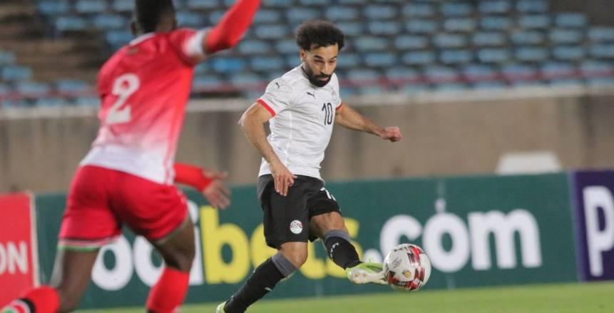 محمد صلاح ينفجر غضبا بسبب تجمع الجماهير حوله بعد مباراة جزر القمر