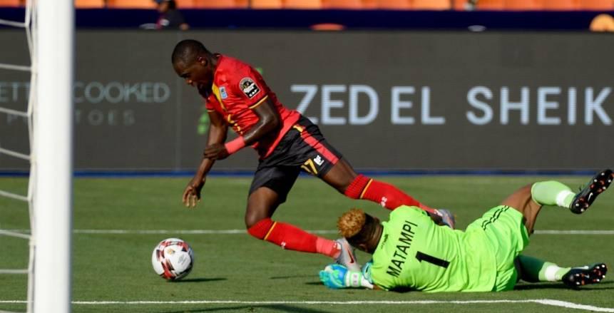 المجموعة الأولى.. مباراة منتخبي أوغندا والكونغو