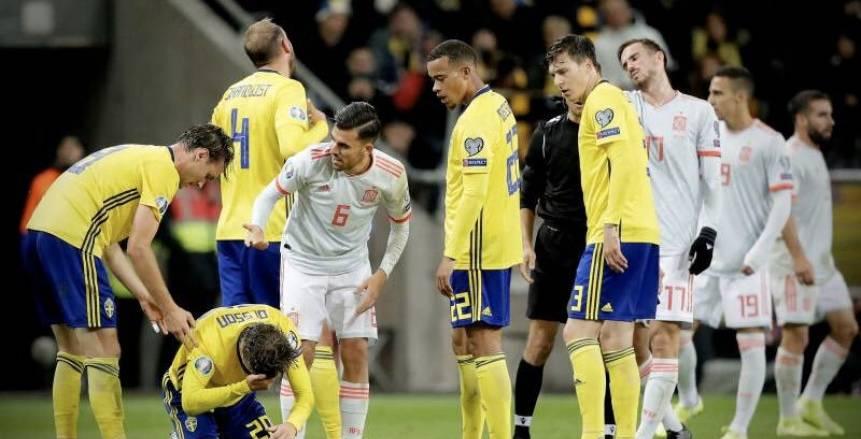 إسبانيا تخطف انتصارًا ثمينًا من السويد