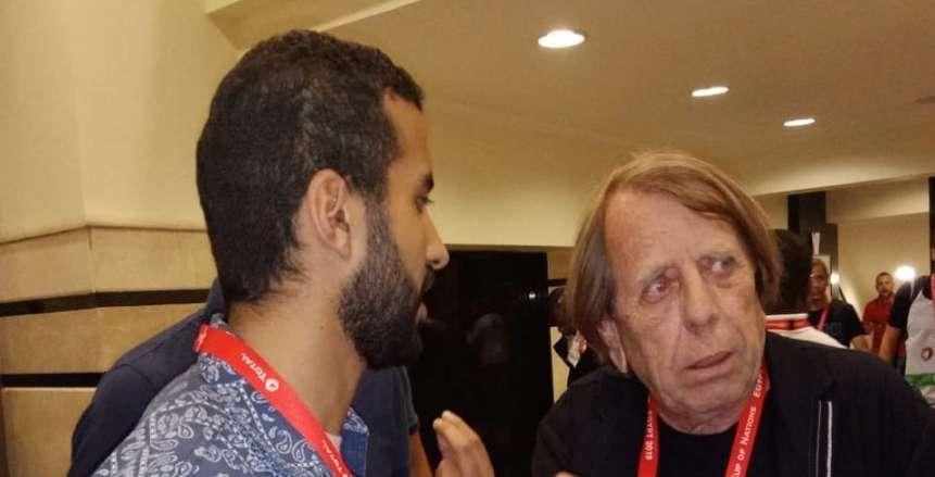الحوار الكامل.. لوروا: أجيري لم يُقدم شيئًا لمصر.. والجيل الحالي للفراعنة ضعيف فنيًا