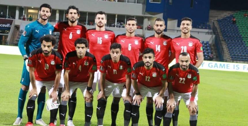 بعثة المنتخب الوطني تصل القاهرة قادمة من الجابون