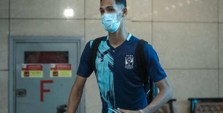 بعثة النادي الأهلي تستعد للسفر إلى تونس لمواجهة الترجي التونسي