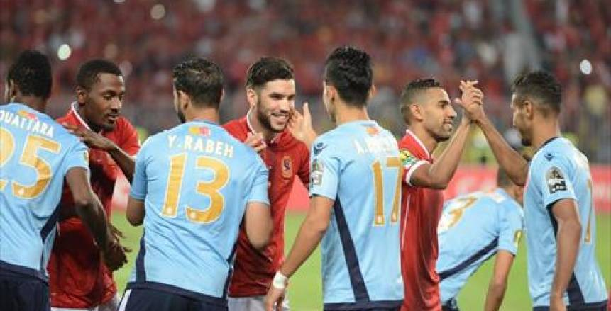مباراة الأهلي والوداد المغربي ذهاب نهائي دوري أبطال أفريقيا