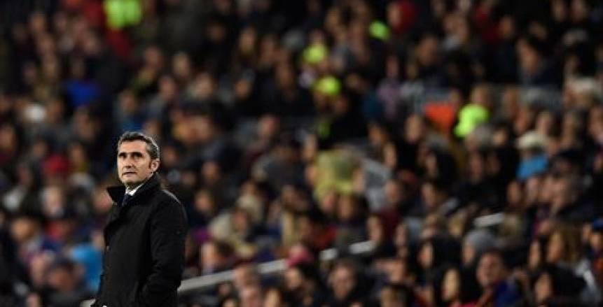 فالفيردي يعلن قائمة برشلونة لمواجهة فالنسيا في نهائي كأس إسبانيا