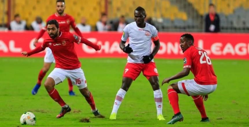 بالفيديو| سيمبا يرد اعتباره أمام الأهلي.. ويٌسقطه بـ«هدف» في دوري أبطال أفريقيا
