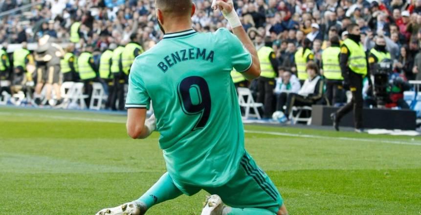 بعد صدارة الليجا.. بنزيما يحصد لقب لاعب الشهر في الدوري الإسباني