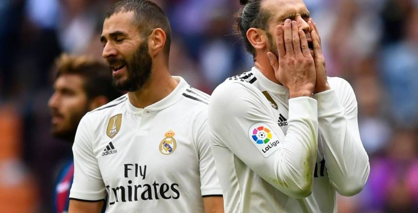 الكلاسيكو.. بيل وبنزيمة يقودان تشكيل ريال مدريد المتوقع أمام برشلونة