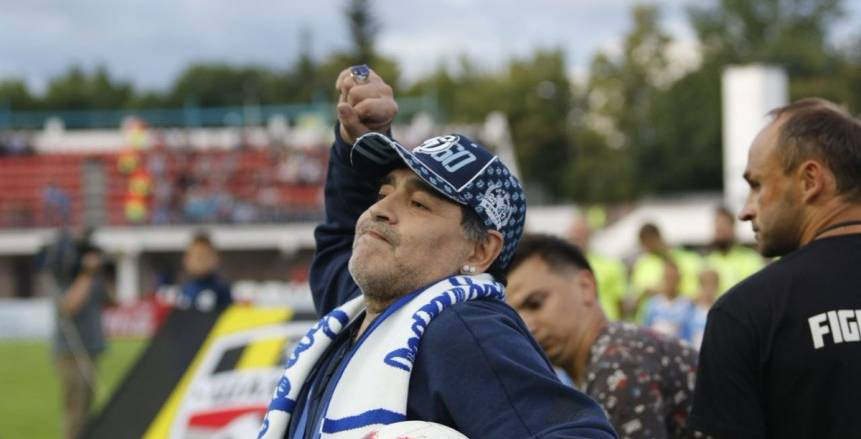 رسميا.. مارادونا يخوض تجربة تدريبية جديدة في دوري الدرجة الأولى الأرجنتيني