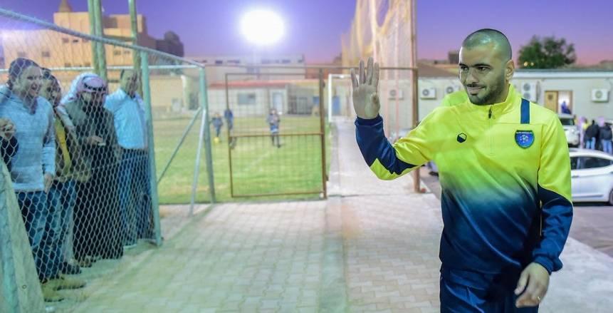 الدوري السعودي| «متعب» بديلا في تشكيل التعاون أمام الرائد