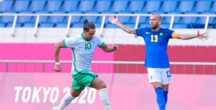 ترتيب مجموعة منتخب السعودية لكرة القدم في أولمبياد طوكيو 2020