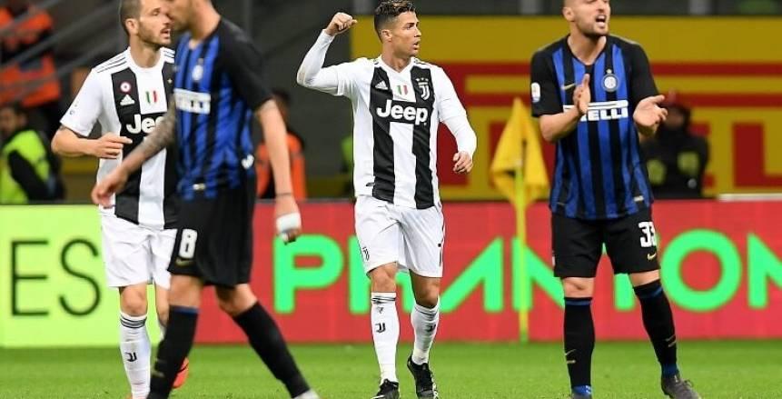 موعد مباراة إنتر ميلان ضد يوفنتوس اليوم في الدوري الإيطالي.. والقنوات الناقلة