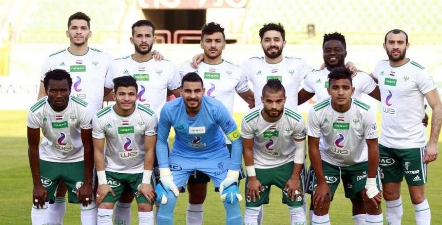 المصري يهدد بعدم إذاعة مباراة المقاصة