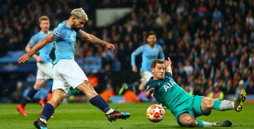 توتنهام يتلقى ضربة موجعة بعد التأهل على حساب مانشستر سيتي لنصف نهائي دوري أبطال أوروبا