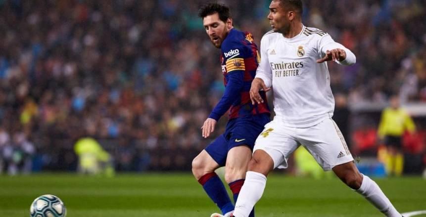 عاجل.. تغيير حكم الكلاسيكو بين ريال مدريد وبرشلونة