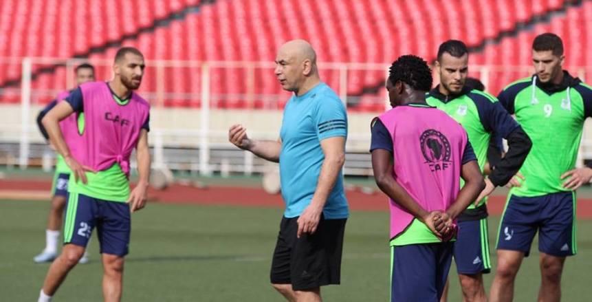 مران المصري في الكونغو  مهام خاصة للاعبي الوسط استعدادًا لـ «فيتا كلوب»