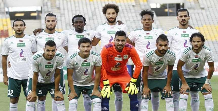 الدوري الممتاز| (بث مباشر) لمباراة «المصري» و «نجوم إف سي»