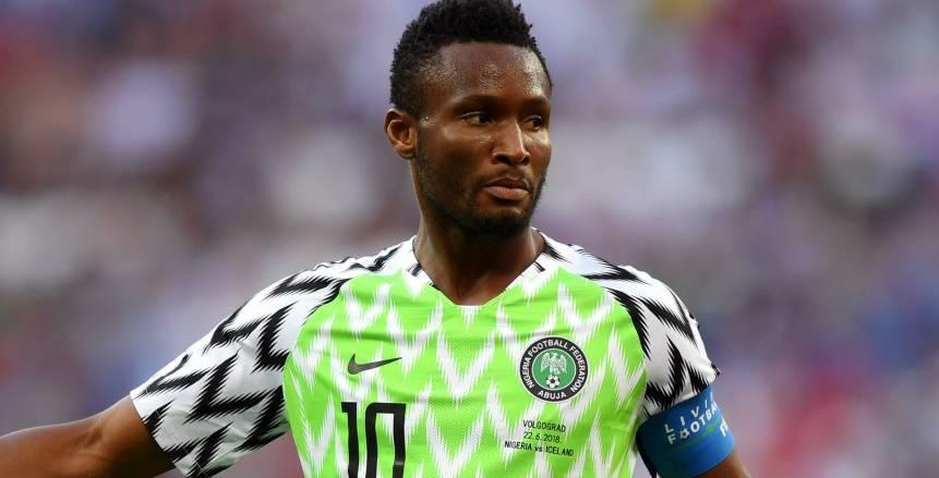 جون أوبي ميكيل يقود نيجيريا في كأس الأمم الأفريقية