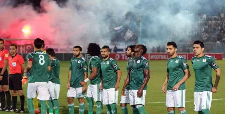 الكونفدرالية| المصري يتعادل مع نهضة بركان المغربي بدون أهداف