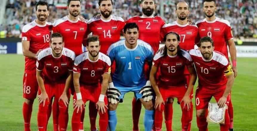 الرئاسة السورية للاعبين: «كنتم أبطال »