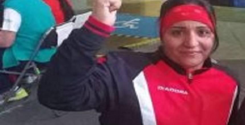 إيمان حافظ تودع بطولة العالم لرفع الأثقال في المركز الرابع