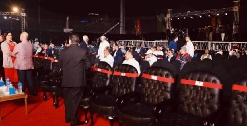 مؤتمر الأهلي اليوم.. محمود الخطيب يستعرض إنجازات مجلس القلعة الحمراء
