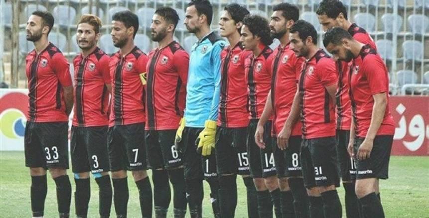 إف سي مصر يضم مهاجم قنا موسمين