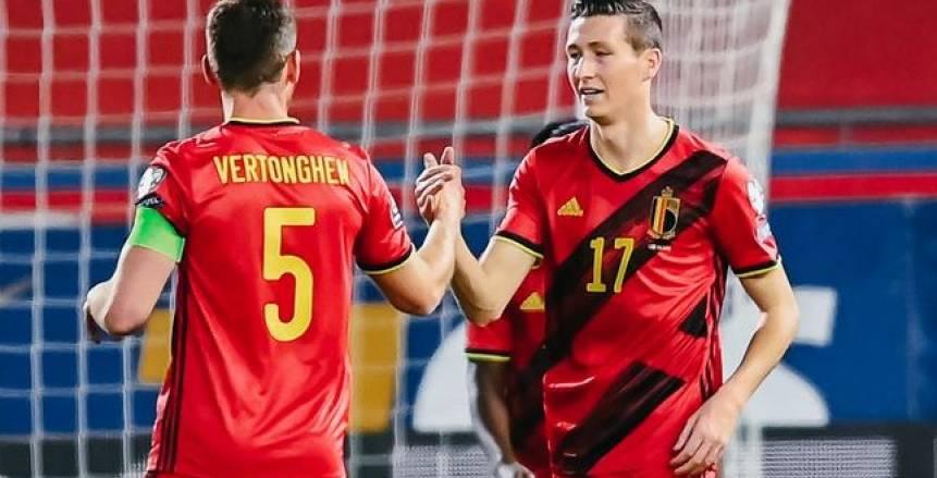 يورو 2020.. تعادل سلبي بين بلجيكا وفنلندا في الشوط الأول