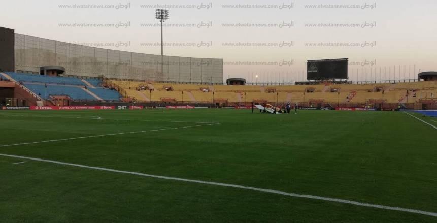 ستاد السلام يدخل حسابات اتحاد الكرة لاستضافة السوبر المصري