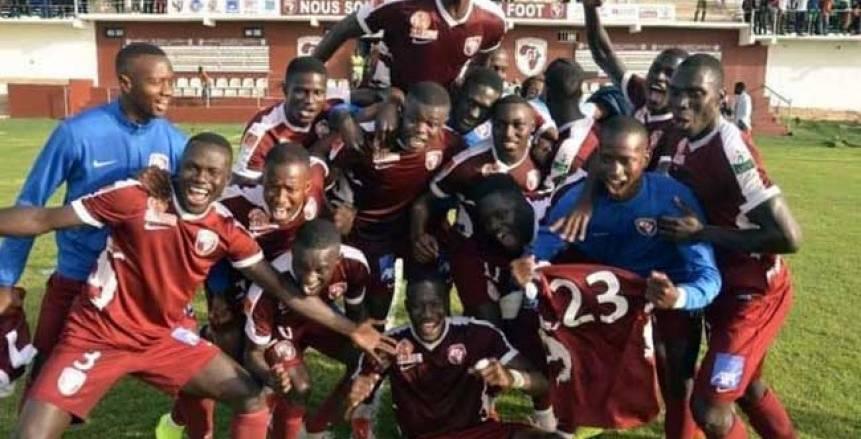 عاجل.. جينيراسيون يعلن تشكيله لمواجهة الزمالك في دوري أبطال أفريقيا