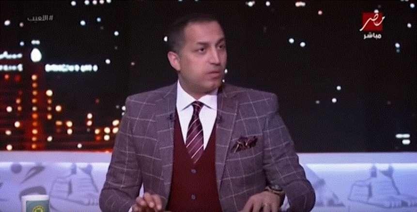 إيهاب الخطيب: رمضان صبحي سيتواجد في قائمة الأهلي لمباراة صن داونز
