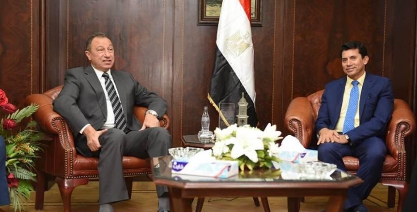 عاجل.. وزير الرياضة: هناك مخالفات في الأهلي ولكن لا ترتقي للتدخل