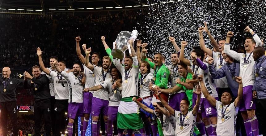 """نهائي دوري أبطال أوروبا """"يوفنتوس - ريال مدريد"""""""